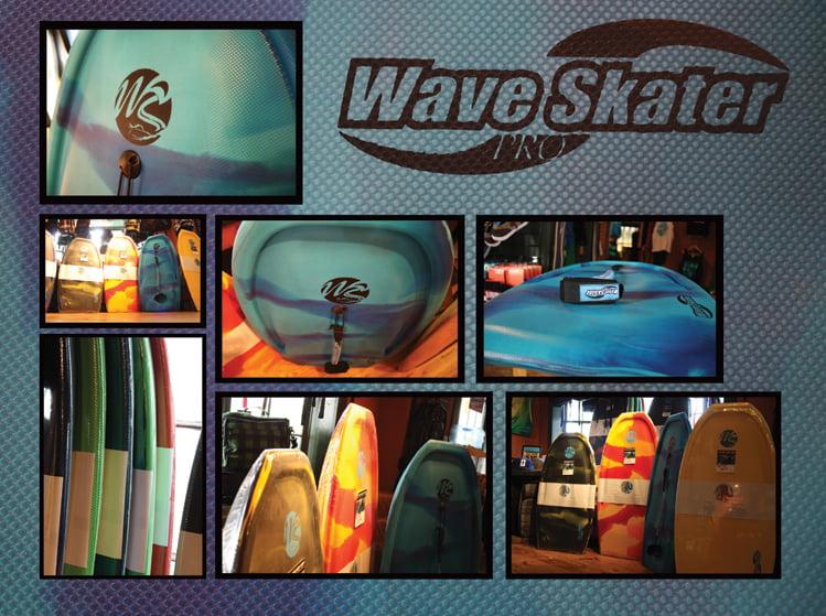Wave Skater