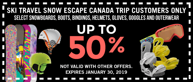 Ski Travel coupon