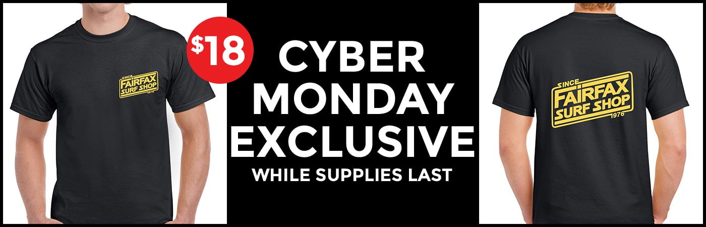 Cyber monday exclusive