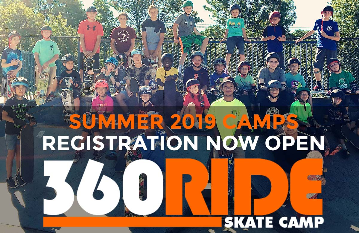 Skate Camps 2019