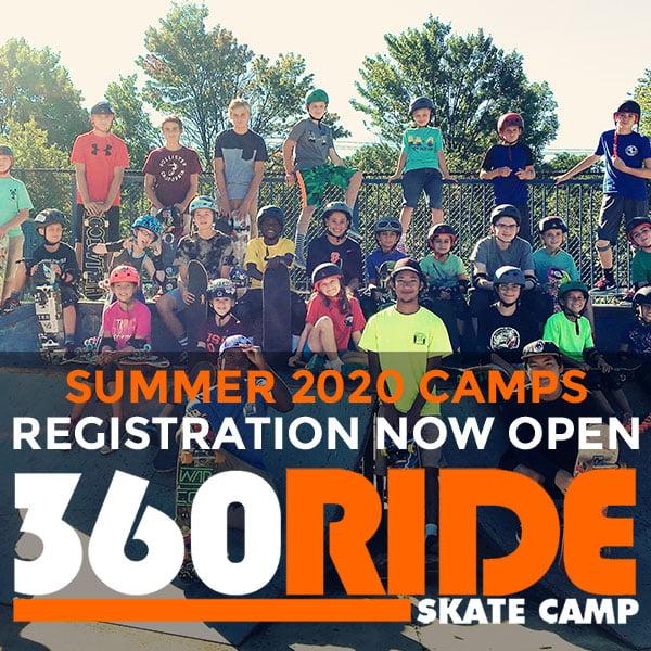 Skate camp 2020