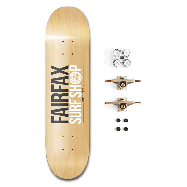 Fairfax Surf Shop Classic complete board