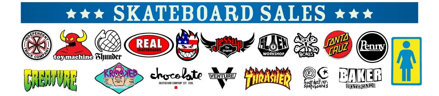 Memorial Day Skateboard Sale