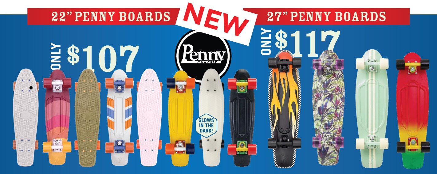 Penny from Australia Skateboards