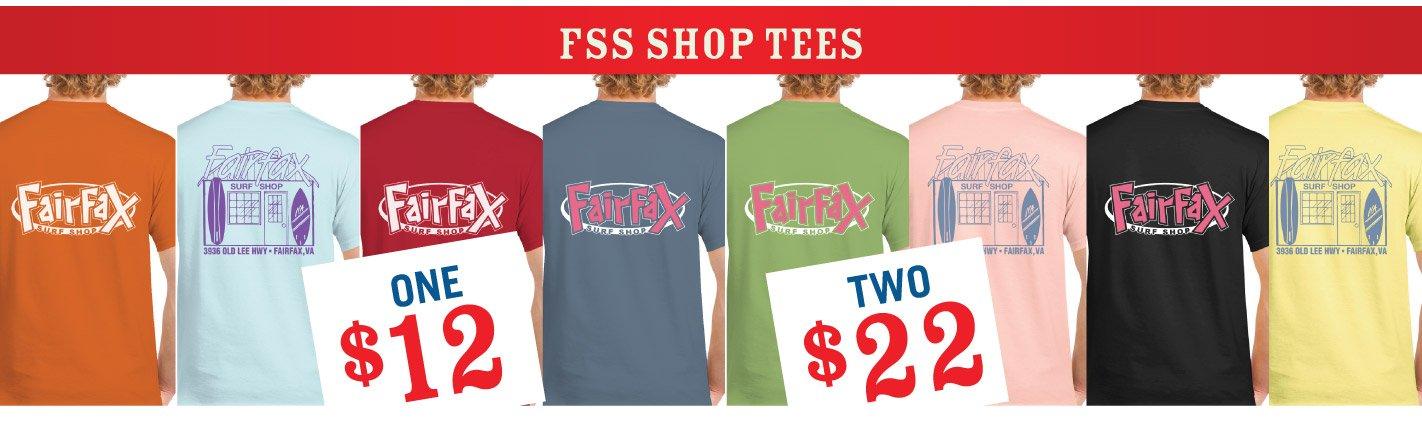 FSS shop tees