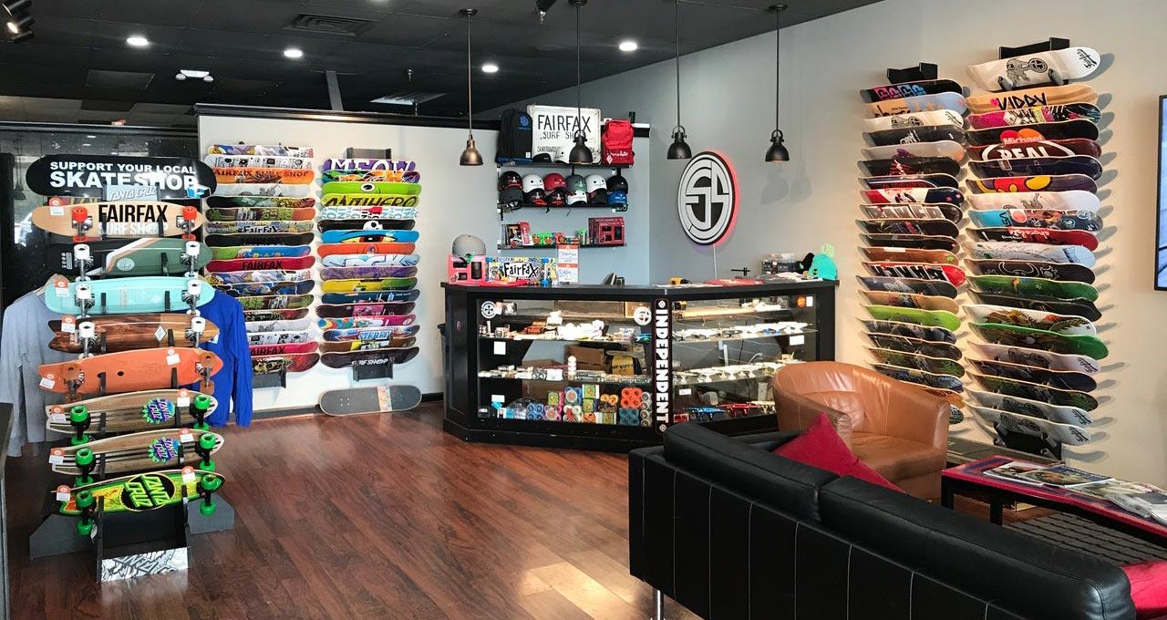 Fairfax Surf Shop