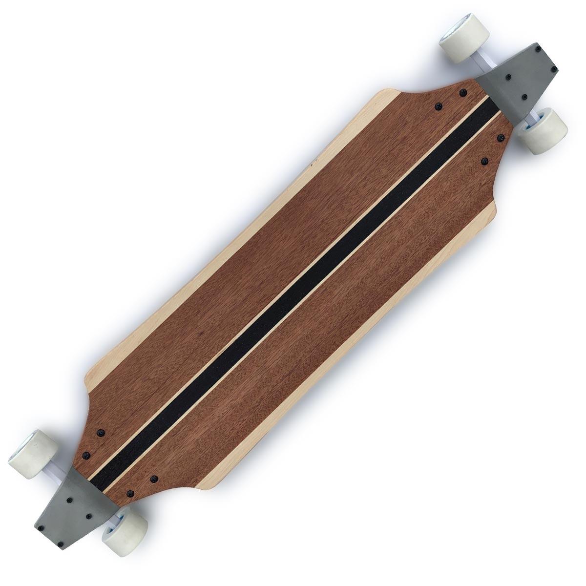 New Titan FSS handcrafted Skateboard 44 in
